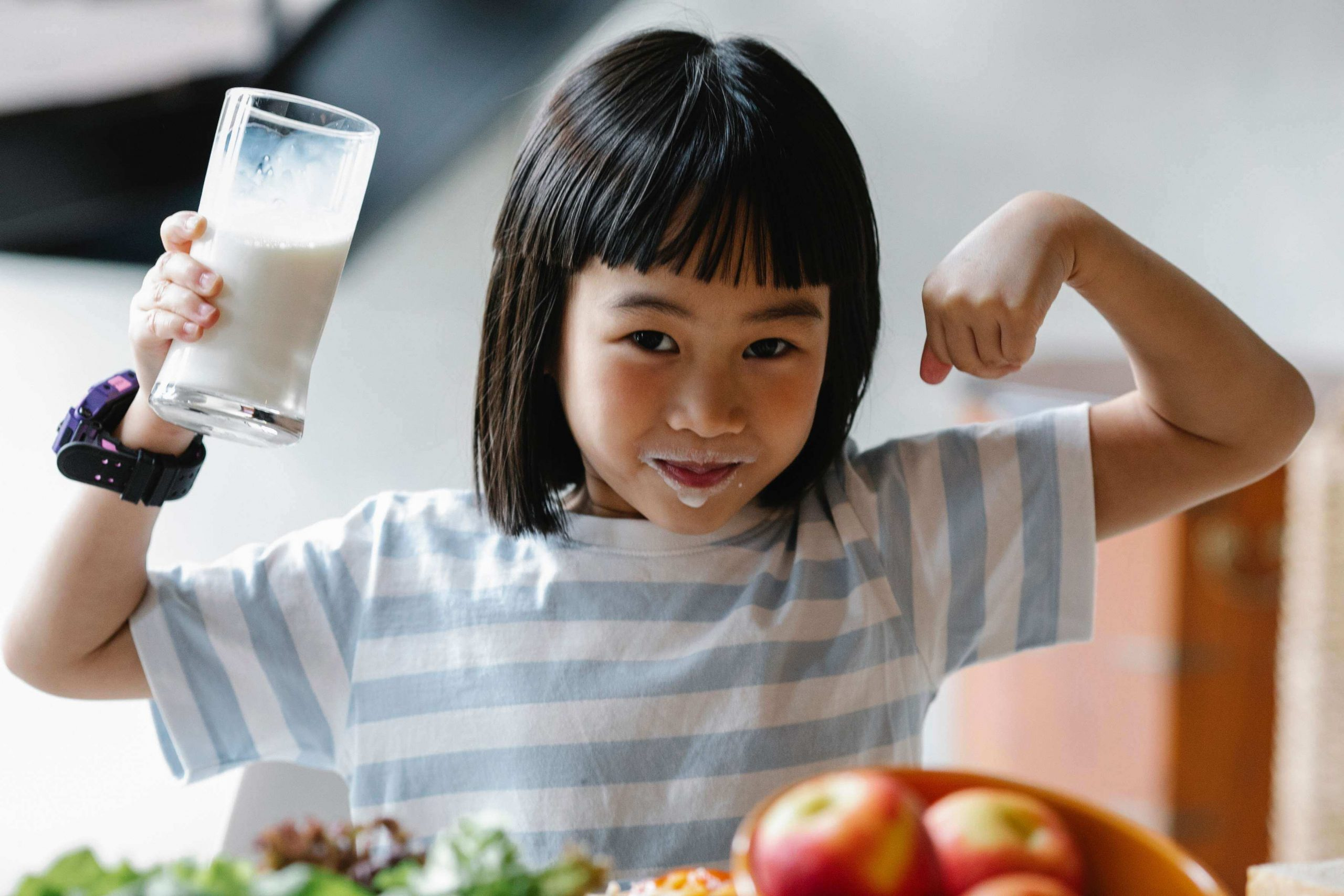 weight gain foods for kids
