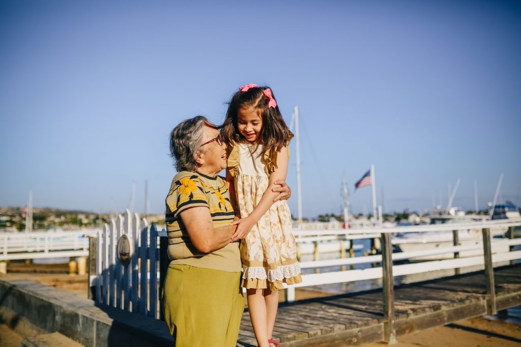 importance of grandparents in our life